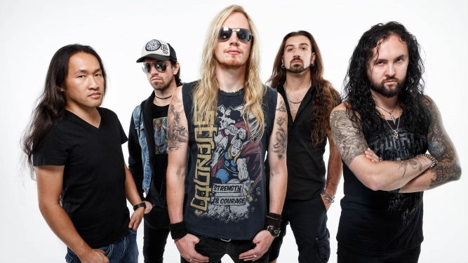 Dragonforce (UK) Les Docks Lausanne Tickets