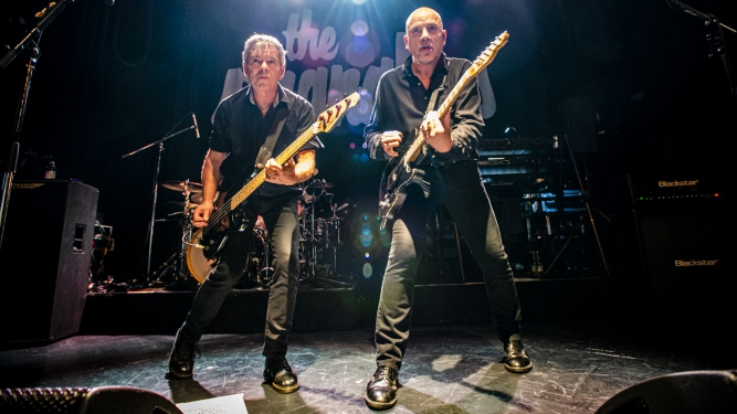 The Stranglers (UK) Les Docks Lausanne Biglietti