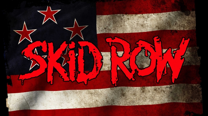 Skid Row (US) Les Docks Lausanne Billets