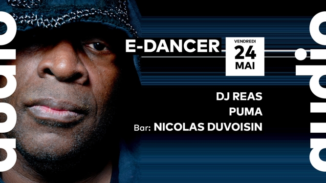 E-Dancer Audio Club Genève Tickets