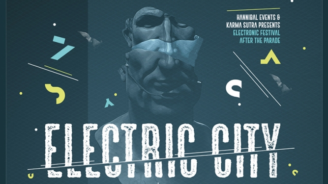 Electric City 2016 MAAG Halle Zürich Tickets