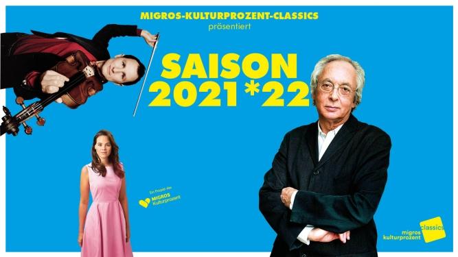 Migros-Kulturprozent-Classics Casino Bern Tickets