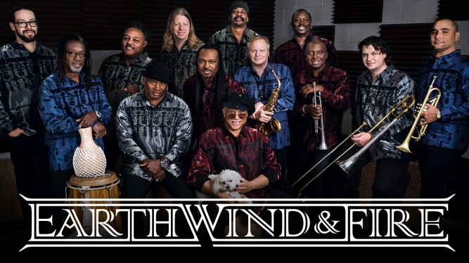 Al McKay's Earth Wind & Fire Experience Diverse Locations Diverse Orte Tickets