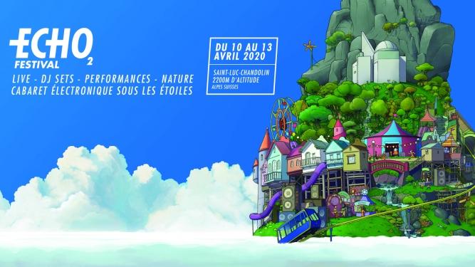 EchO2 festival Tignousa - Sommet du funiculaire Saint-Luc Tickets