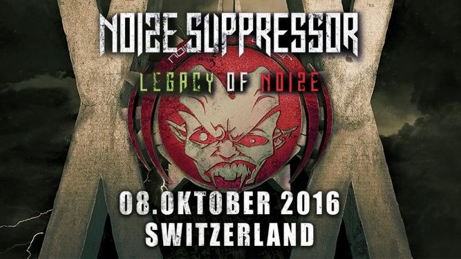 Noize Suppressor Club Borderline 2.0 Basel Tickets