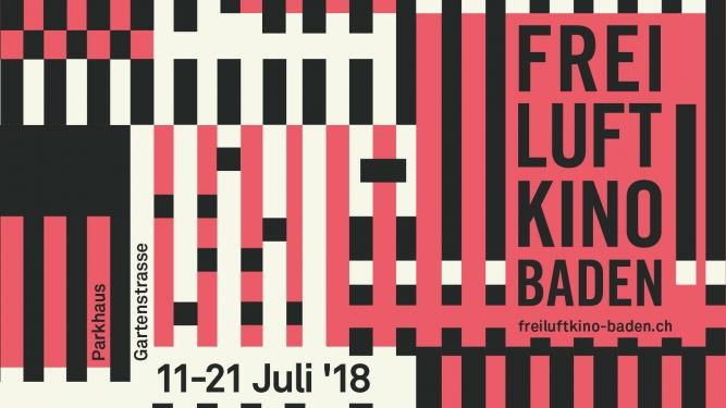 Kinopass - gültig für alle Filme Oberste Etage Parkhaus Gartenstrasse Baden Tickets