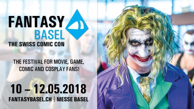 Fantasy Basel 2018 Messe Basel Tickets