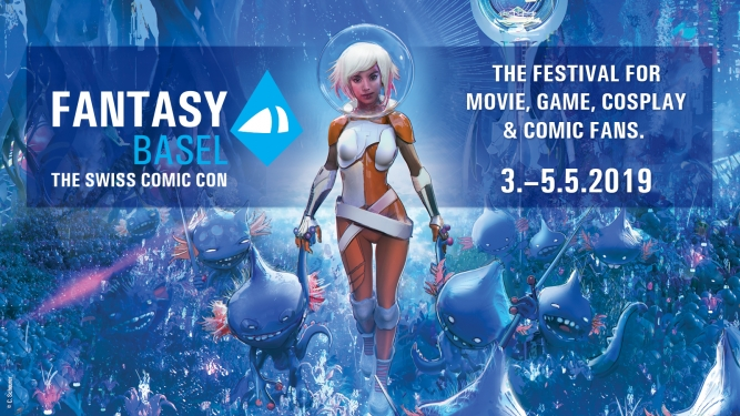 Fantasy Basel 2019 Messe Basel Tickets