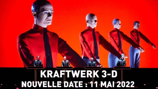 Kraftwerk 3-D Arena, Genève Grand-Saconnex Tickets
