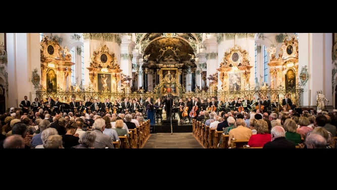Festkonzert Bruckner Kathedrale St Gallen Tickets