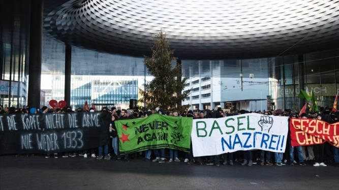 Gib mal, gönn dir - BNF Soli Event Kaserne (Rossstall 1) Basel Tickets