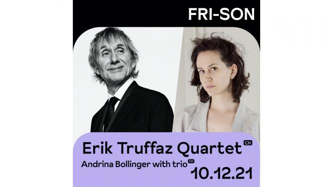 Erik Truffaz Quartet (CH/FR) - Andrina Bollinger Fri-Son Fribourg Tickets