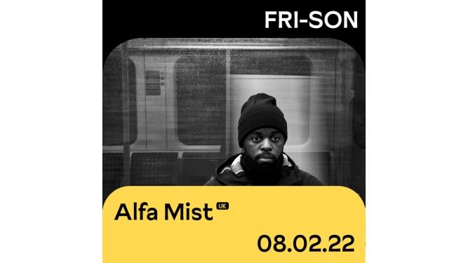 Alfa Mist Fri-Son Fribourg Billets
