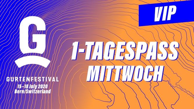 VIP - 1-Tagespass MI Gurten Wabern-Bern Tickets