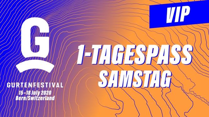 VIP - 1-Tagespass SA Gurten Wabern-Bern Tickets