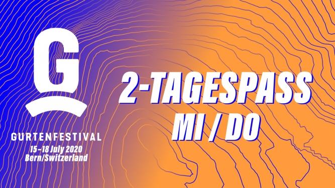 2-Tagespass MI / DO Gurten Wabern-Bern Biglietti