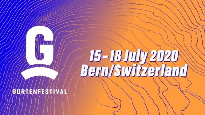Gurtenfestival 2020 Gurten Wabern-Bern Billets