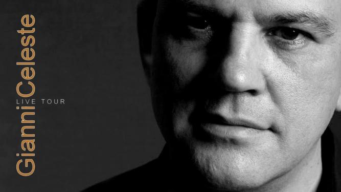 CANCELLAZIONE:Gianni Celeste ... Live Tour Theater National Bern Biglietti