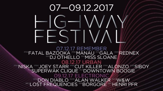 Highway Festival Halle Sottas Bulle Billets