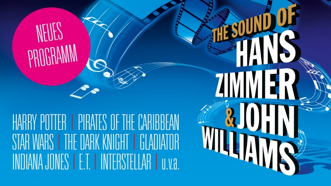 The Sound of Hans Zimmer & John Williams KKL, Konzertsaal Luzern Tickets
