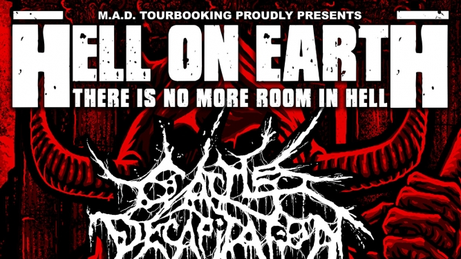 Hell on Earth Tour Musigburg Aarburg Tickets