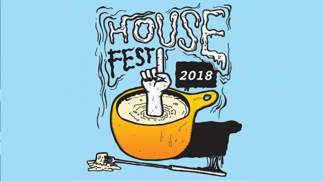 House Fest Espace culturel le Nouveau Monde Fribourg Tickets