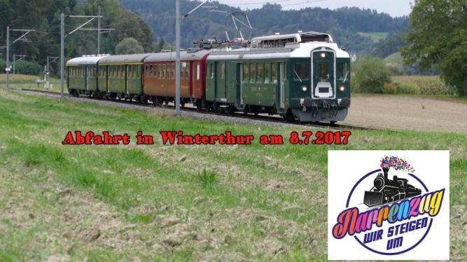 Winterthurer Narrenzug 2017 Treffpunkt, Stadttor Winterthur Winterthur Tickets