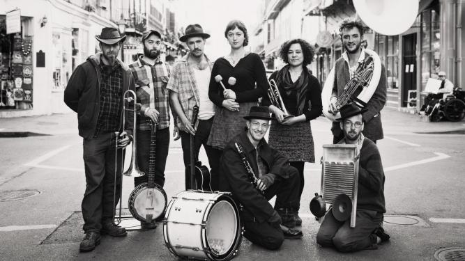Tuba Skinny Marians Jazzroom Bern Tickets