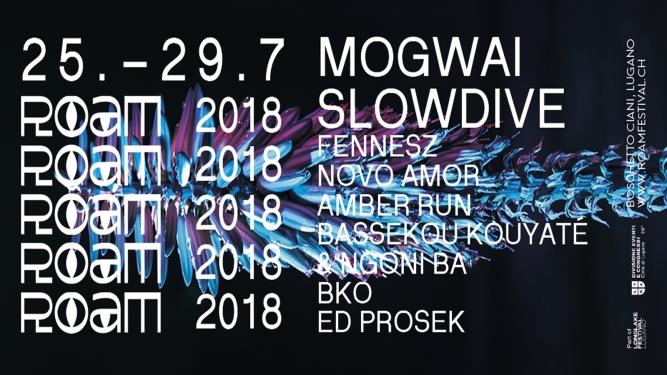 ROAM Festival Parco Ciani Lugano Tickets