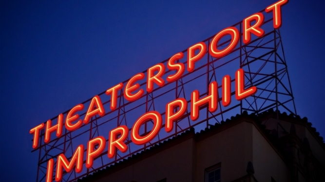 Improphil - Theatersport Casineum Grand Casino Luzern Luzern Biglietti