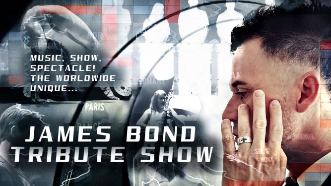 James Bond Tribute Show Diverse Locations Diverse Orte Tickets