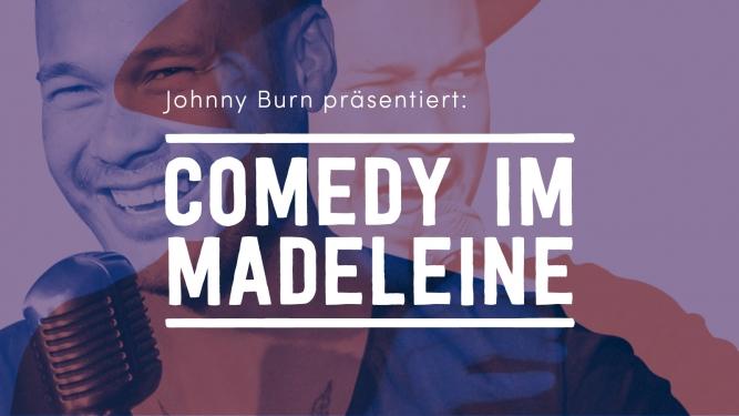 Comedy im Madeleine Madeleine Luzern Biglietti
