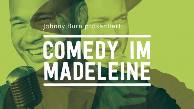 Comedy im Madeleine: Madeleine Luzern Tickets