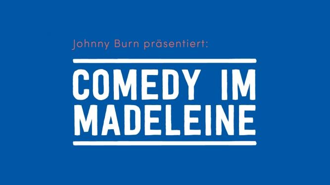 Comedy im Madeleine Madeleine Luzern Tickets
