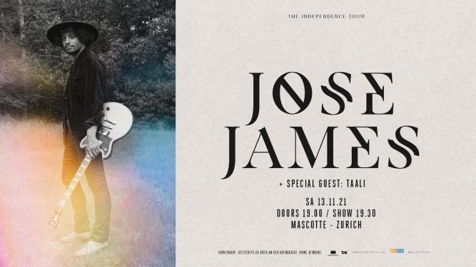 José James (USA) Mascotte Zürich Tickets