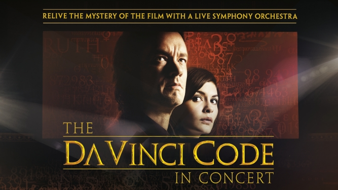 The Da Vinci Code in Concert KKL, Konzertsaal Luzern Billets