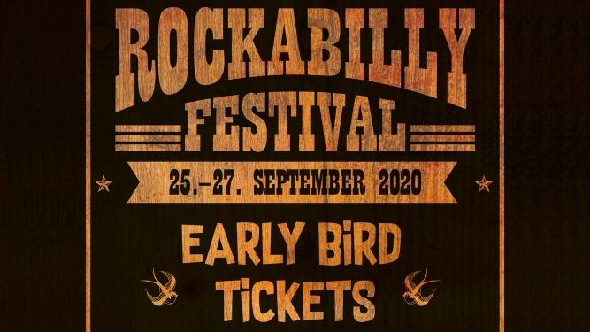 Rockabilly Festival 2020 Kulturfabrik KUFA Lyss Lyss Billets