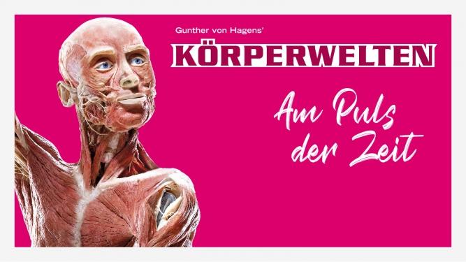 KÖRPERWELTEN - Am Puls der Zeit Halle 622 Zürich Tickets