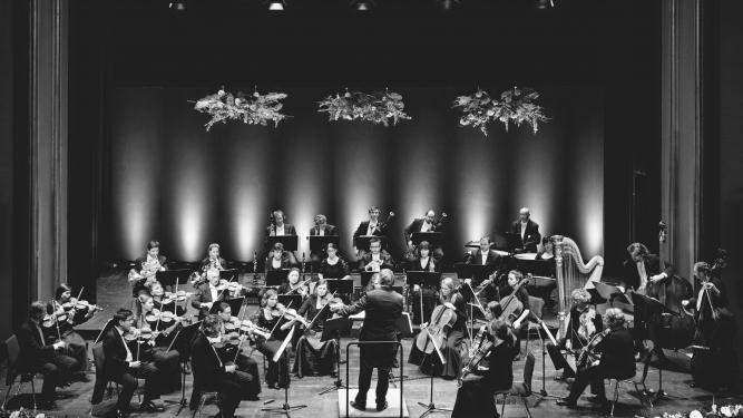 """Galakonzert """"Christmas Carols"""" Jugendstilsaal, Waldhaus Flims Tickets"""