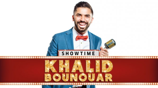Khalid Bounouar Theater am Käfigturm Bern Tickets