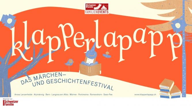 Märchenfestival Klapperlapapp Arosa Lenzerheide Wandergebiet Arosa Lenzerheide Biglietti