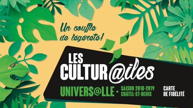 Carte de fidélité Univers@lle Châtel-St-Denis Tickets