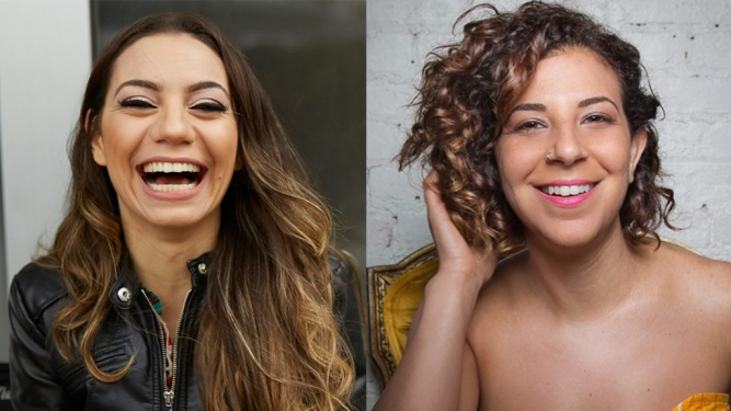 Funny Laundry with Liz Miele + Maria Shehata The Green Room Zürich Tickets