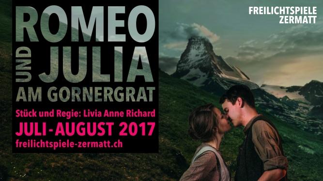 Romeo und Julia am Gornergrat Riffelberg-Gornergrat Zermatt Riffelberg Billets