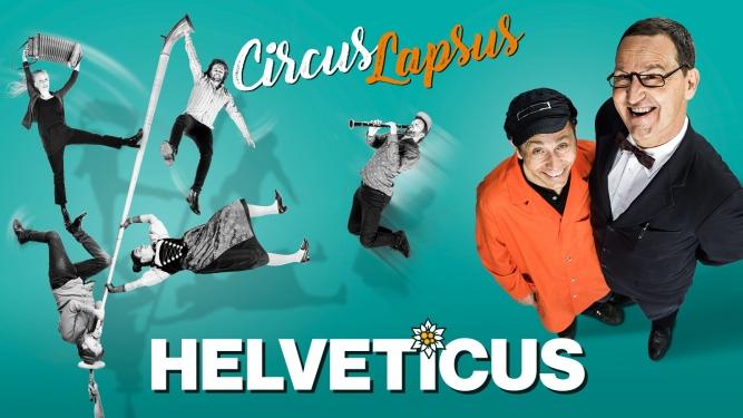 Circus Lapsus MAAG Halle Zürich Tickets
