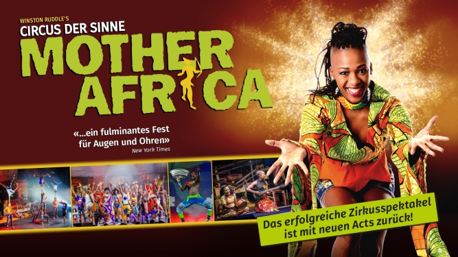 Mother Africa - New Stories from Khayelitsha MAAG Halle Zürich Tickets