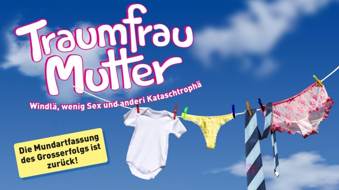 Traumfrau Mutter 2021 MAAG Halle Zürich Billets