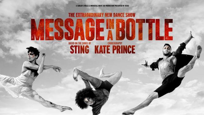 Message In A Bottle Premiere MAAG Halle Zürich Biglietti