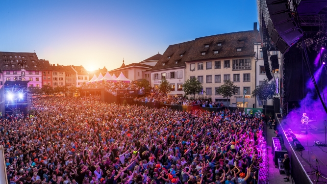 Stars in Town 2017 Herrenacker Schaffhausen Tickets