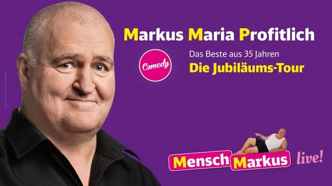 Markus Maria Profitlich Häbse-Theater Basel Tickets